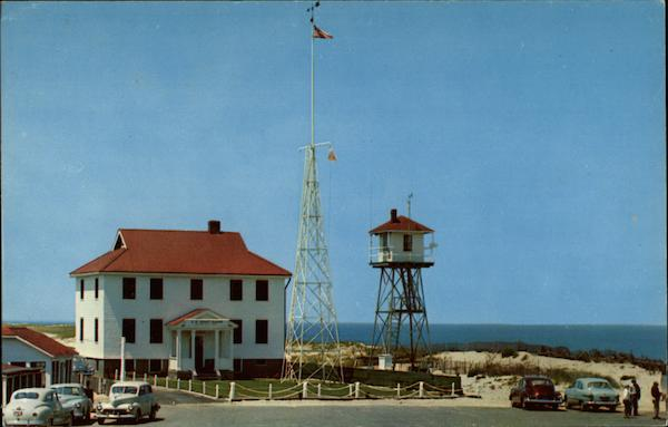 Race Point Coast Guard Station Cape Cod Massachusetts