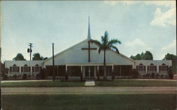 Central Baptist Church in Naples Florida