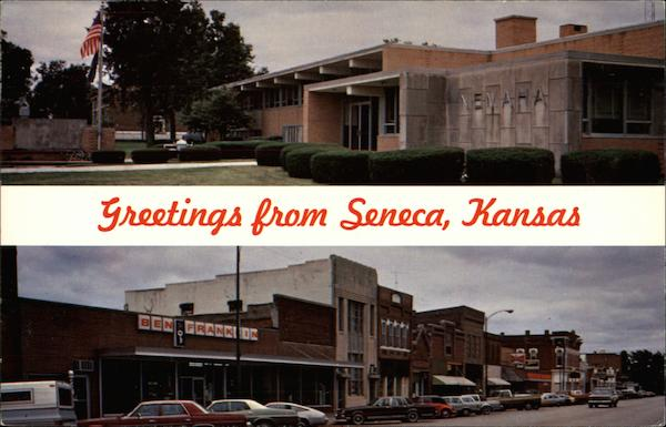 Citaten Seneca Ks : Greetings from seneca senaca ks