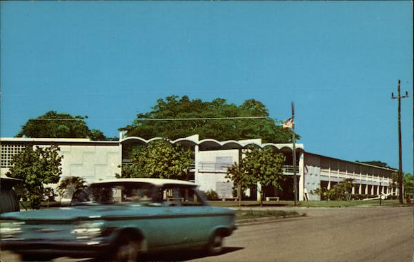 Administration Bldg., Government of Guam Agana Victor A. Olsen