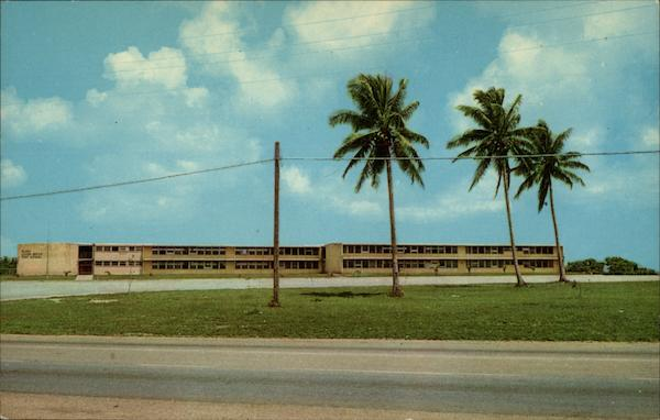 John F. Kennedy High School, Guam South Pacific