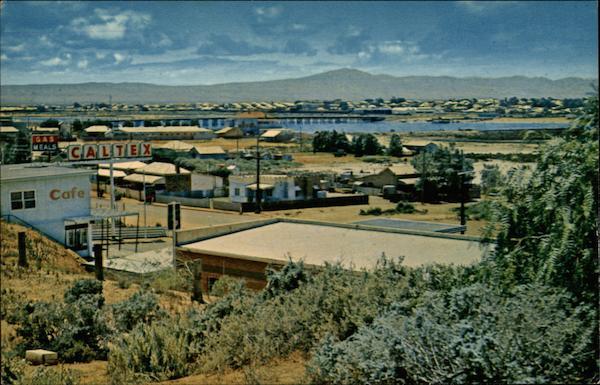 Port Augusta Australia  city photos : Overlooking Port Augusta Australia Dieter K. Eubel