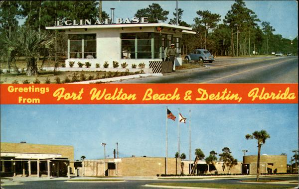Destin florida military base