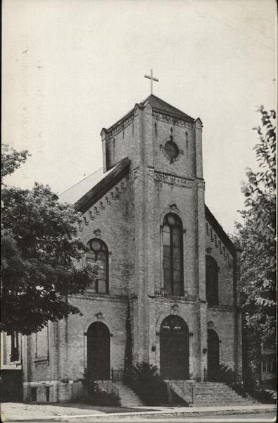 St  Augustine Catholic Church Chilton  Wi