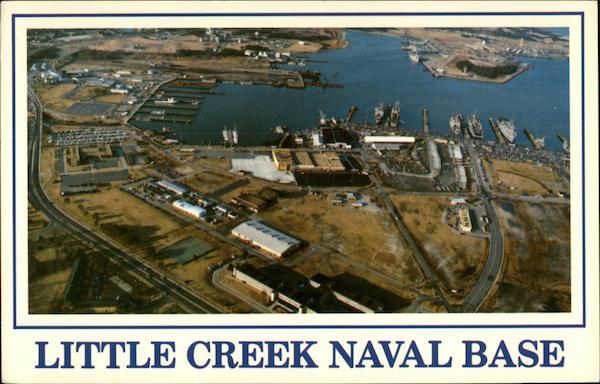 Little Creek Naval Base Va Beach