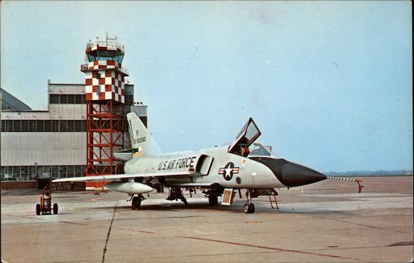Convair F-106 Delta Dart Air Force