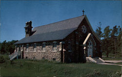 St. Patrick's Church in Twin Mountain, New Hampshire