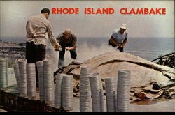 Rhode Island Clambake at Rocky Point