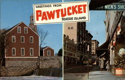 Greetings from Pawtucket
