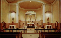 Chapel of Mary Immaculate Sisters of Christian Charity