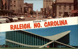 Greetings from Raleigh
