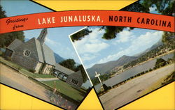 Greetings from Lake Junaluska