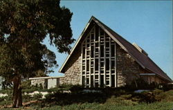 Memorial Chapel, Whittier College