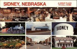Scenes from Sidney, Nebraska - A Great Place to Call Home