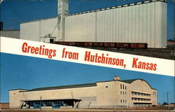 Greetings from Hutchinson, Kansas