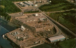 Industrial Park at Alaska's oil capitol
