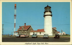 Highland Light Postcard