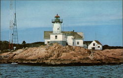Eastern Point Lighthouse in Gloucester, Massachusetts