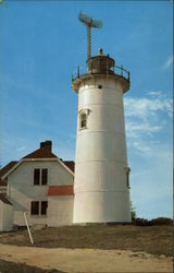 Chatham Light, Cape Cod Postcard