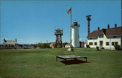The Lighthouse and Coast Guard Station, Chatham