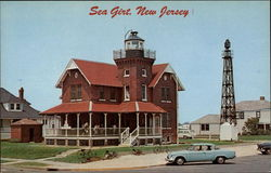Historic Sea Girt Light House