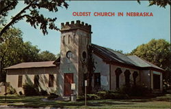 Oldest Church in Nebraska