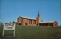US Army Chapel, Custer Hill