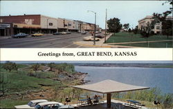 Greetings From, Great Bend, Kansas