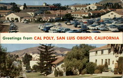 Greetings from Cal Poly