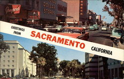 Greetings From Sacramento California