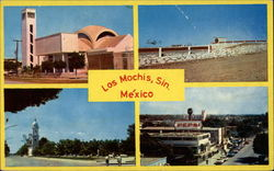 Views of Los Mochis, Sin