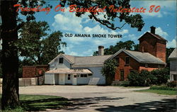 The Old Amana Smoke Tower