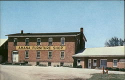 The Amana Society Furniture Shop