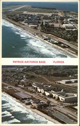 Two Views of Patrick Air Force Base