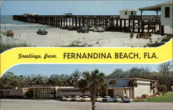 Greetings from Fernandina Beach Florida