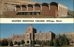 Eastern Montana College, Billings, Mont