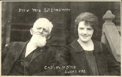 Mr. & Mrs. S.P. Dinsmoor, Cabin Home