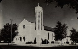 St. Joseph's Church in Oakley, Kansas