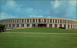12th Air Force Headquarters Bldg, Bergstrom Air Force Base