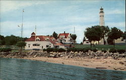 Coast Guard Station and Light House
