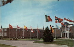 The NATO Headquarters of the Supreme Allied Commander Atlantic