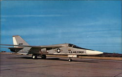 The F-111 Air Force / Navy Fighter