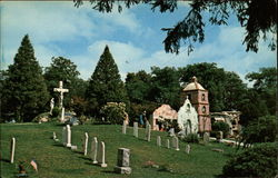 St. Joseph Shrine, Irish Hills, St. Joseph Cemetery