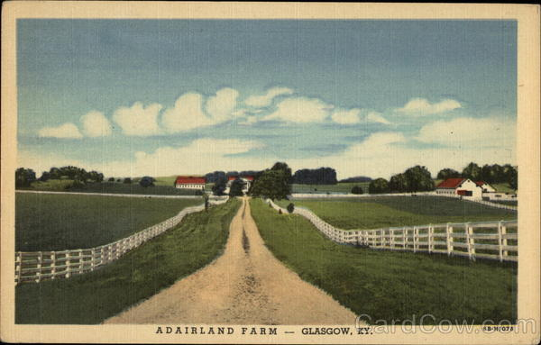 Adairland Farm Glasgow Kentucky