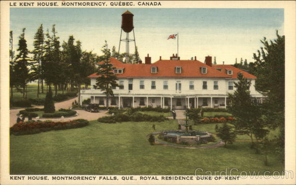 Le Kent House Montmorency Canada Quebec