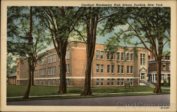 Cardinal Mindszenty High School Dunkirk New York