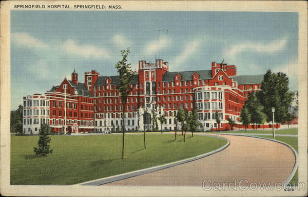 Springfield Hospital Massachusetts
