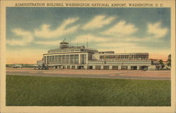 Administration Building, Washington National Airport