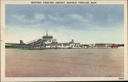 Marthas Vineyard Airport
