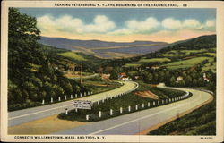Nearing Petersburg, NY, the Beginning of the Taconic Trail